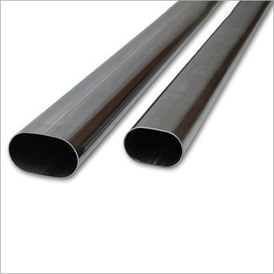 Mild Steel Oval Section Pipe