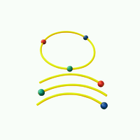 Speed Hoop Collapsible with Ball