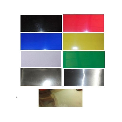 Multicolor Laser Dual Color ABS Sheet