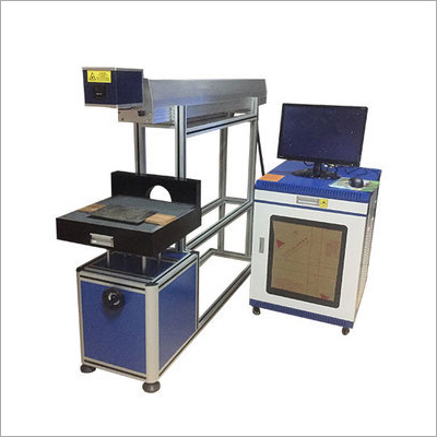 Fully Automatic Laser Marking Machine