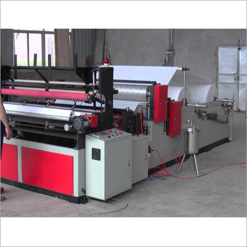 Industrial Toilet Paper Roll Making Machine