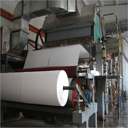 Automatic Toilet Paper Roll Making Machine