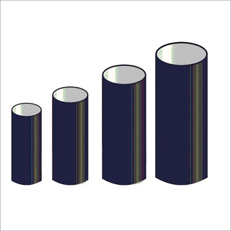Black Coated HDPE Pipe