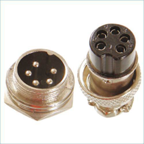 Mini Round Shell Connector