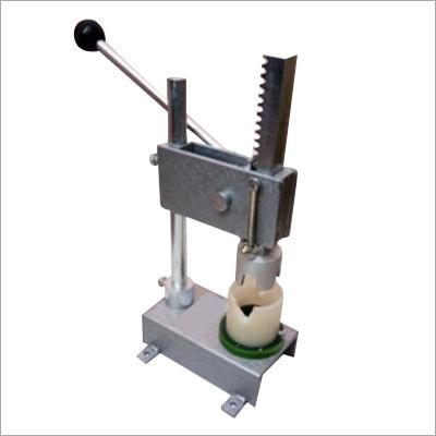Hand Press Fitting Machine