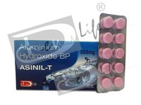 ALUMINIUM HYDROXIDE TABLETS BP 500mg