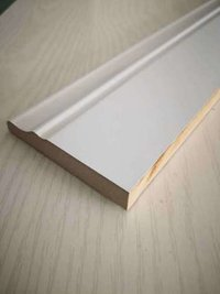 White Primed MDF skirting moulding with good price