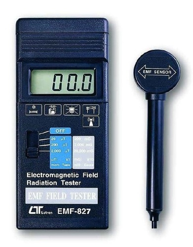 Lutron Electro magnetic Field Tester  EMF-827