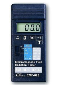 Lutron Electro magnetic Field Tester EMF-823