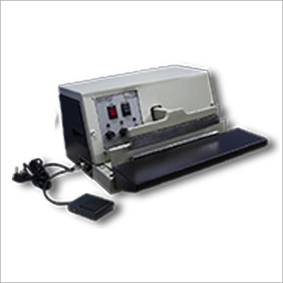 Semi Automatic Heat Sealer machine