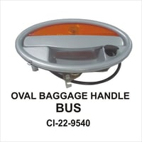 Bus Oval Baggage Handle
