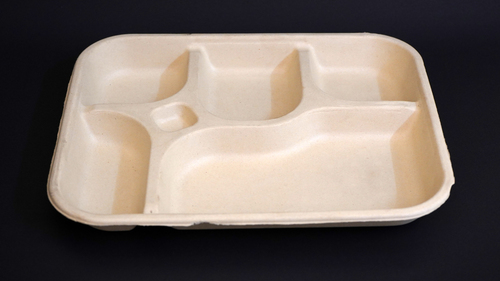 5 CP Disposable Meal Tray