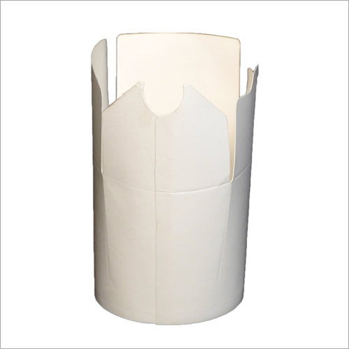 500 ML Round Wok Box