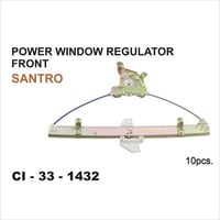 Santro Front Power Window Regulator