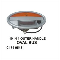 Bus 10 In 1 Outer Oval Handle