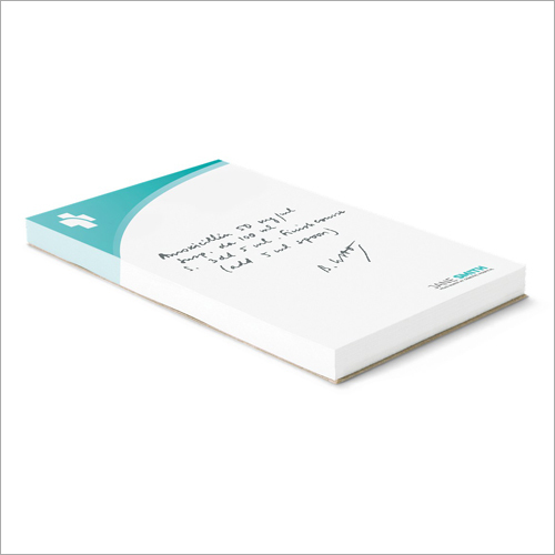 Appointment Card and Prescription Pad