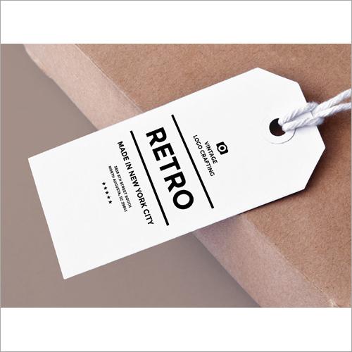 Cardboard Hang Tag