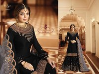 Nitya 3601 Embroidered Heavy Best Gown