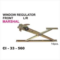 Marshal Window Regulator Front L-R