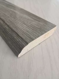 Wood flooring accessory laminated mdf board mouldings skirting boards