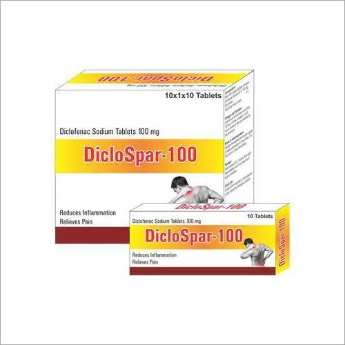 Diclofenac Sodium Tablets 100 mg