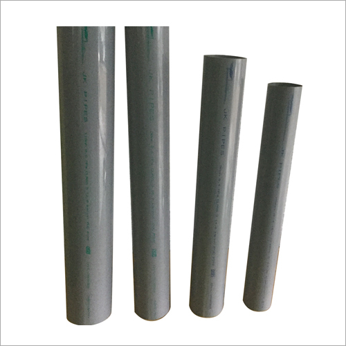 PVC Platic Round Pipe
