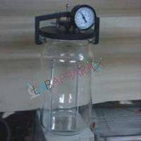 Anaerobic Culture Jar (Laboratory Glassware)