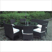 Modern Wicker Chairs and Tables
