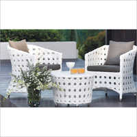 Outdoor Wicker Chairs and Tables