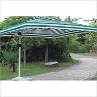 Outdoor Square Umbrella