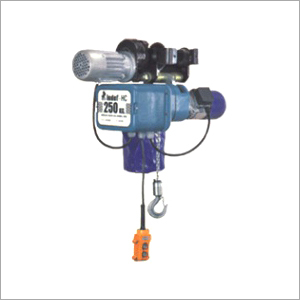 Cable Hoists