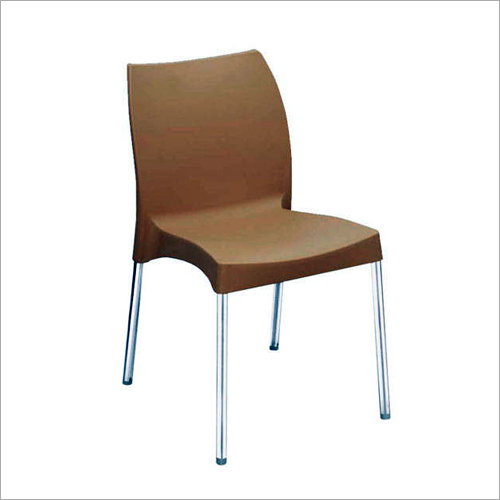 Restaurant SS Plastic Chair