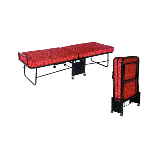 SS Folding Bed