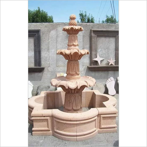 Decorative Garden Fountain