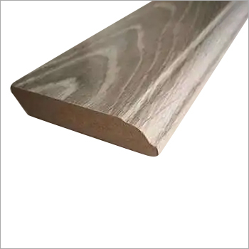 WOOD mouldings with walnut and natural oak stains