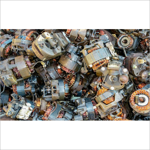 Electrical Motors Scrap