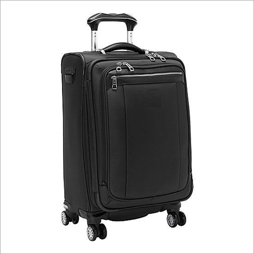 Black Travel Trolley Bag