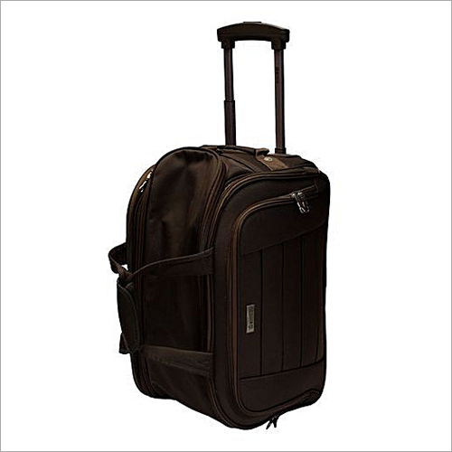 Round Travel Trolley Bag