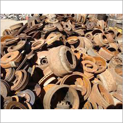 Iron Wheeckles Scrap