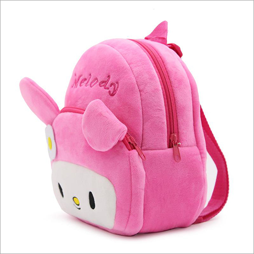 Kids Pink School Bag