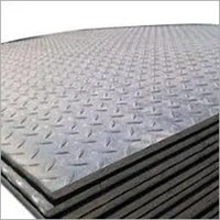 Stainless Steel Chequered Sheet
