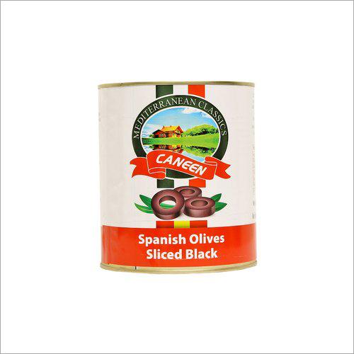 Black Olives Slice