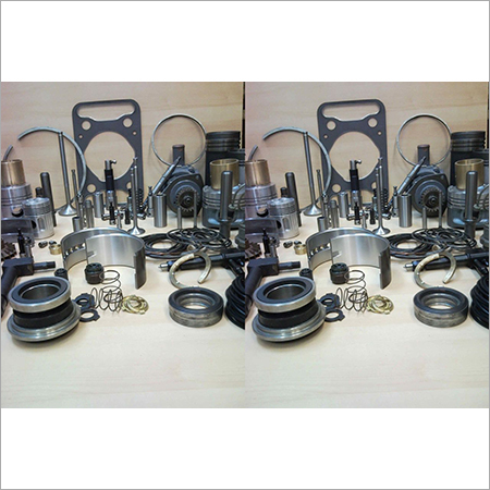 Main engine and Auxilary Spares