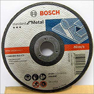 Cutting Wheel 4 Inch (Bosch)