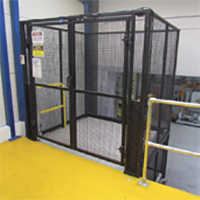 BayLift Fully Guarded