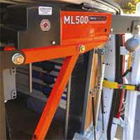 Miniloader Swinglift Cranes