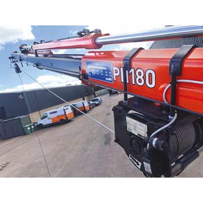 PH Mid Range Hydraulic Cranes