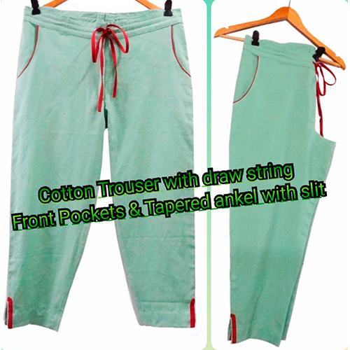 Pants with variations