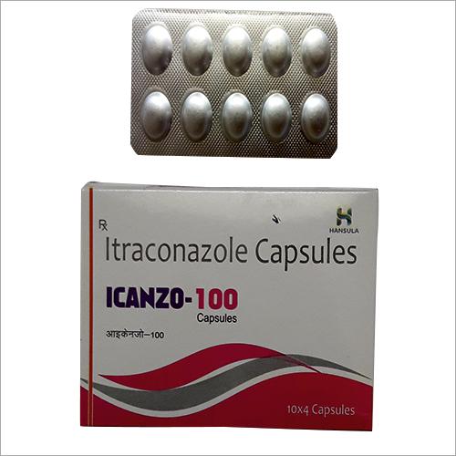 Itraconazole 100