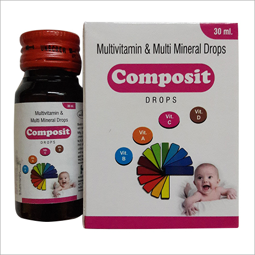 Multivitamin Drop